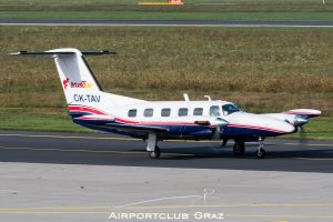 Trustair Piper PA-42-720 Cheyenne IIIA