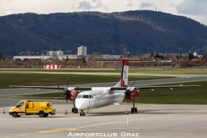 Austrian Airlines Dash 8-402 OE-LGC