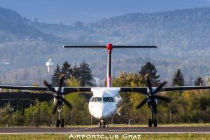 Austrian Airlines Dash 8-402 OE-LGH