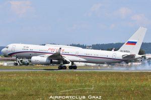 Rossiya - Special Flight Squadron Tupolev Tu-214PU RA-64520