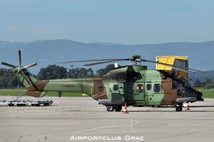 Forca Ajrore Shqiptare AS532 Cougar FA-634