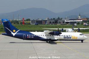 InterSky ATR 72-600 OE-LIB