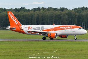 easyJet Airbus 320-214 OE-IZQ