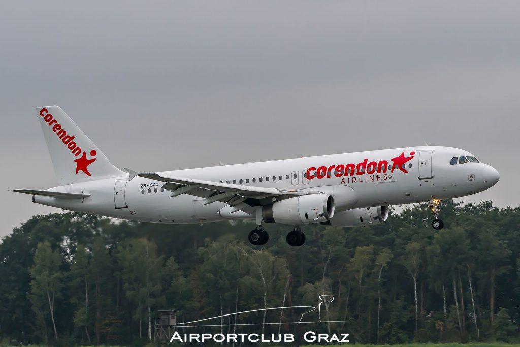 Corendon Airlines Airbus 320-231 ZS-GAZ