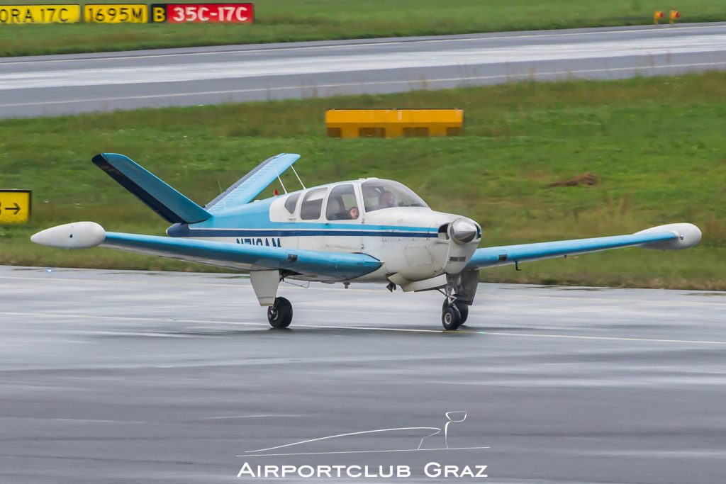 Beechcraft D35 N710AM