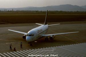 Lufthansa Boeing 737-230 D-ABFW