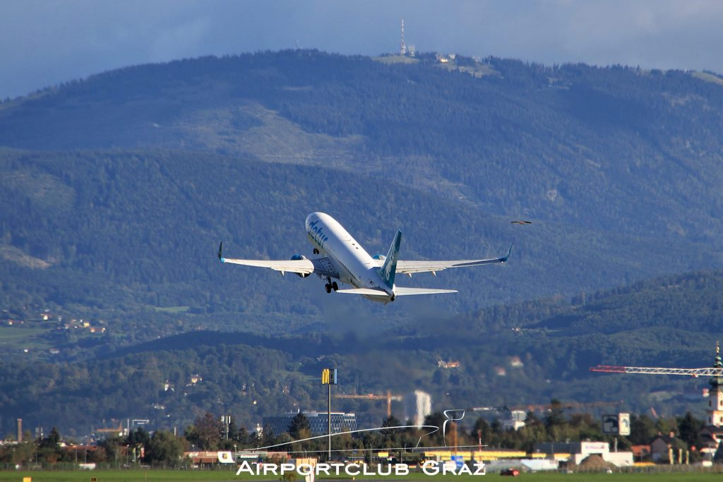 Corendon Airlines Boeing 737-8S3 TC-TJJ