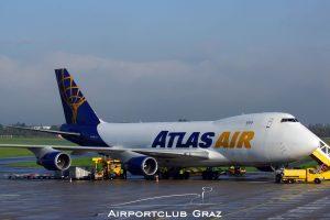 Atlas Air Boeing 747-47UF N415MC