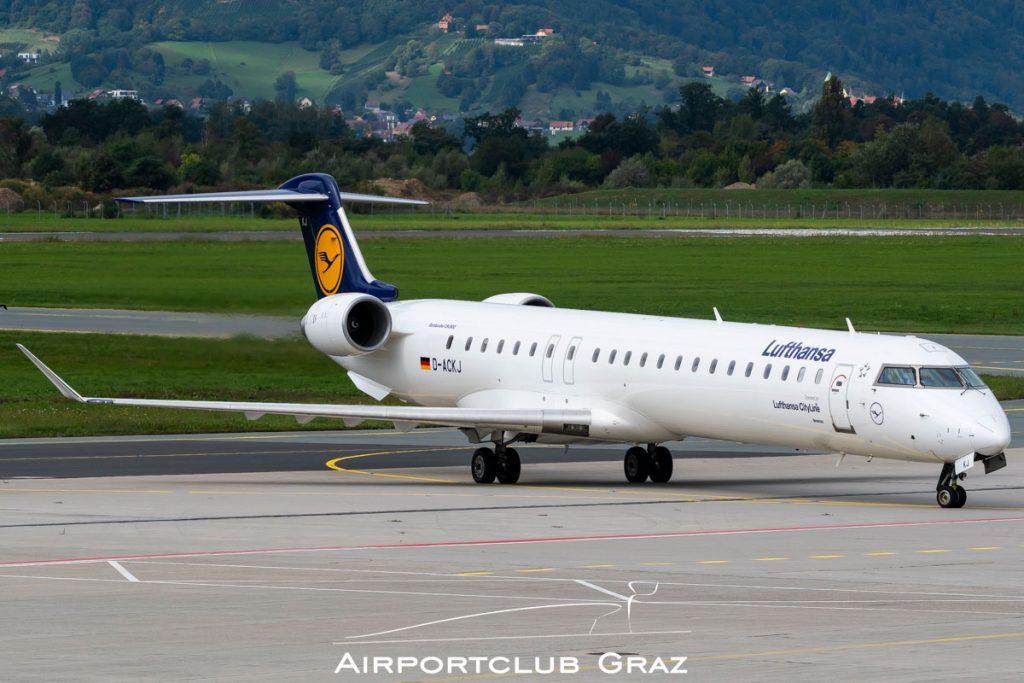 Lufthansa Cityline CRJ-900 D-ACKJ