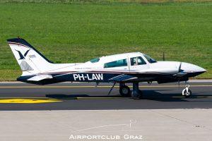 Slagboom & Peeters Aerial Cessna 310R PH-LAW