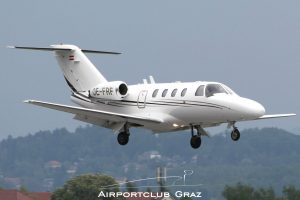 Star Wings Cessna 525 CitationJet 1 OE-FRF