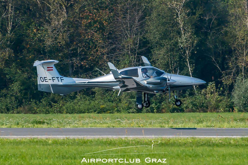Diamond Aircraft Diamond DA-42 NG Twin Star OE-FTF
