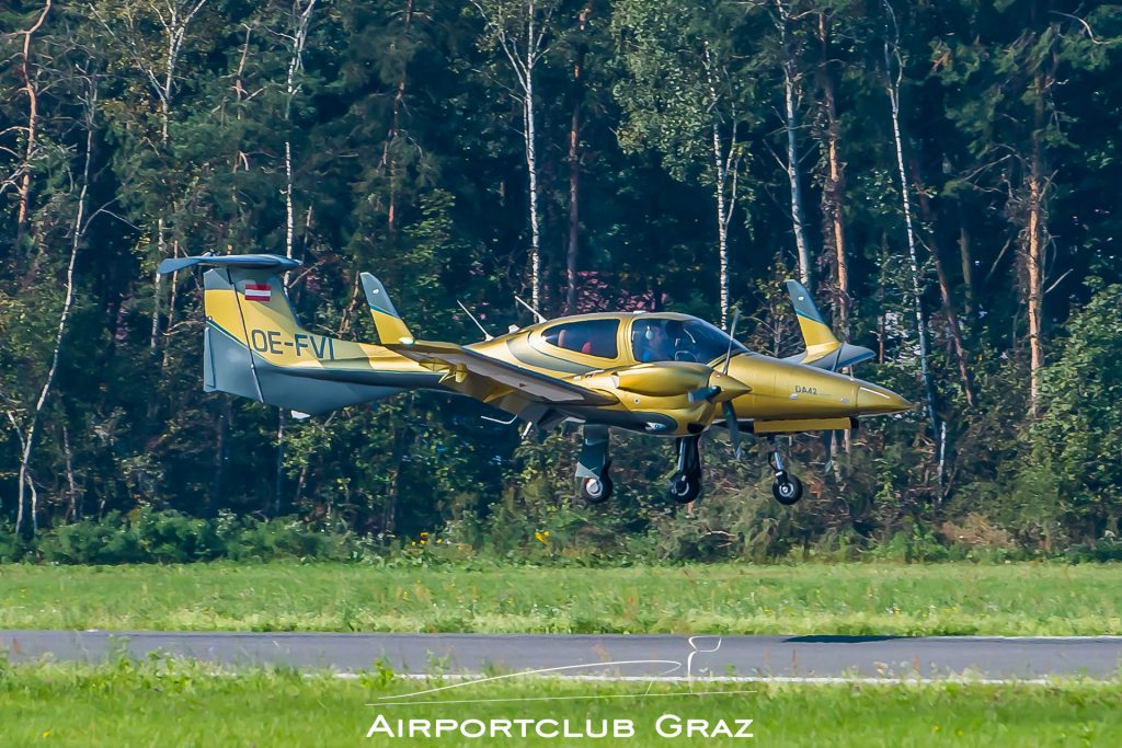 Diamond Aircraft Diamond DA-42 NG Twin Star OE-FVI