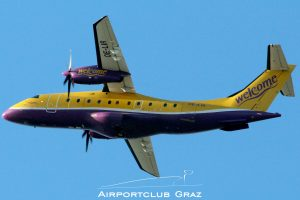 Welcome Air Dornier Do-328-110 OE-LIR