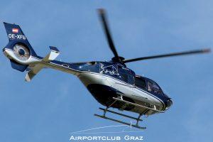 The Flying Bulls Eurocopter EC 135T2 OE-XFB