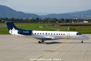 Pan Européenne Air Service Embraer 135 F-GYPE