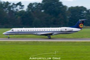 Belgium – Air Force Embraer 145LR CE-03
