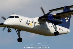 InterSky Dash 8-314 OE-LIC