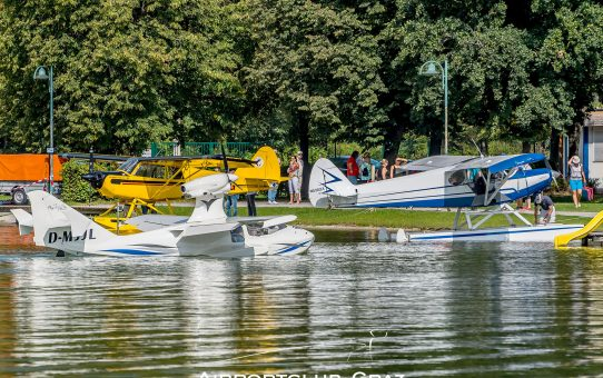 Seaplane Meeting am Stubenbergsee