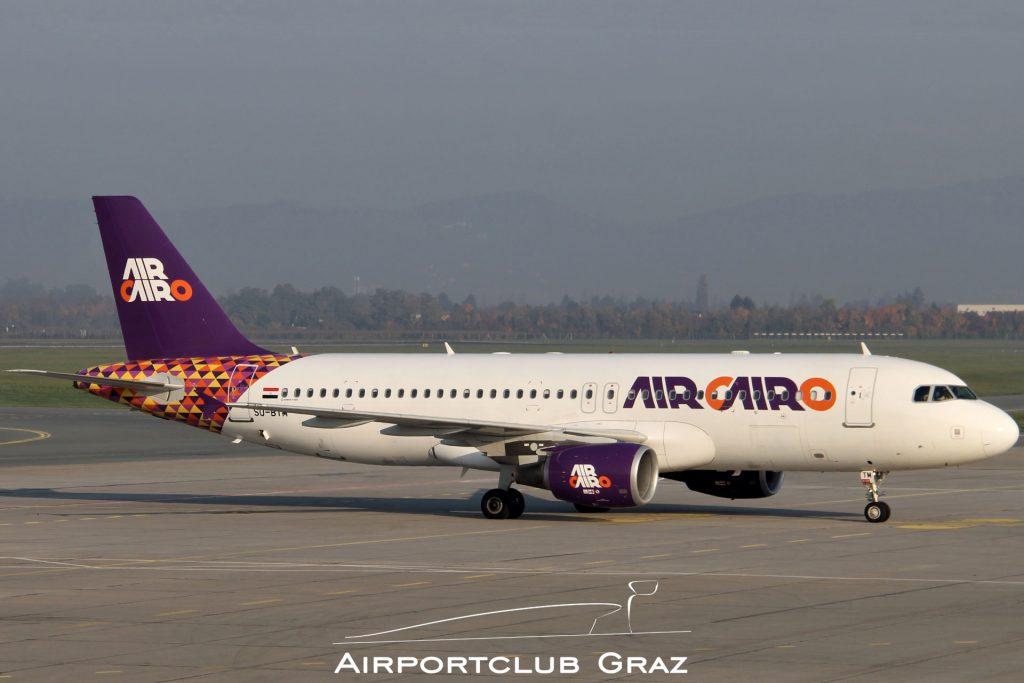 Air Cairo Airbus 320-214 SU-BTM