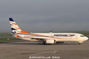 SmartWings Boeing 737-8Q8 OK-TVJ