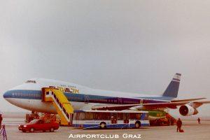 El Al Boeing 747-258B 4X-AXA