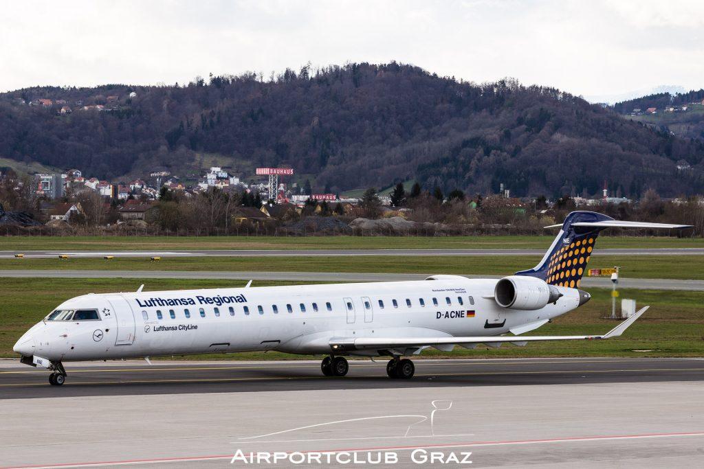 Lufthansa Cityline CRJ-900 D-ACNE