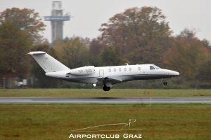 Omy Aviation AG Cessna 525C CitationJet 4 VP-BIB