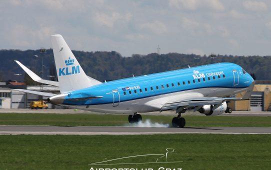 Ab 20. Dezember mit KLM wieder nach Amsterdam