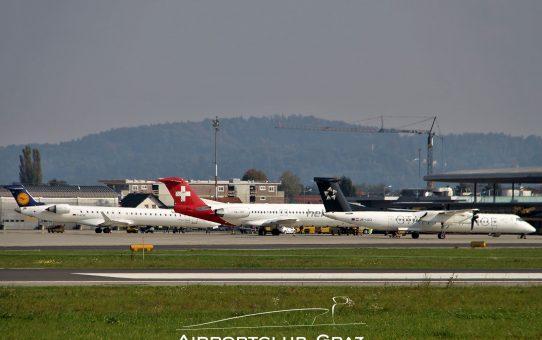 Flughafen Graz: Corona stoppt Höhenflug