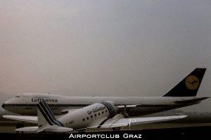 Flughafen Graz Großflugtag 1984