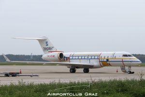 ZeptAir Bombardier BD-700-1A11 Global 5000 OE-LPZ