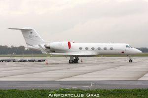 Sweden – Air Force Gulfstream Tp102C