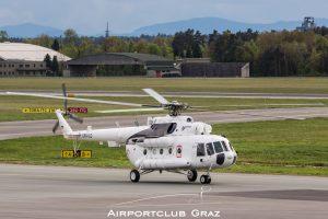 Ukranian Helicopters Mil Mi-8MTV-1 Hip UR-HLD