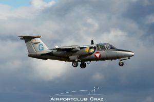 Bundesheer Saab 105OE BG-37