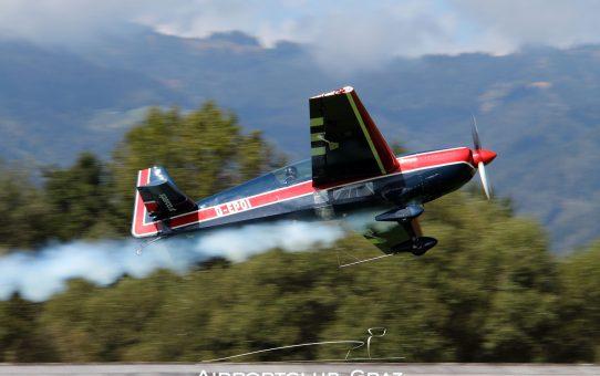 hgaplus Aero Action Day am Flugplatz Kapfenberg