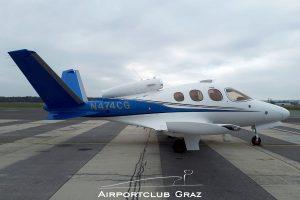 Cirrus Vision SF50 N474CG