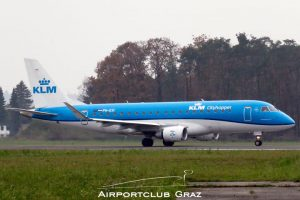 KLM Cityhopper Embraer 175 PH-EXI