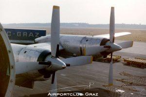 Air Bridge Vickers Vanguard G-APEP
