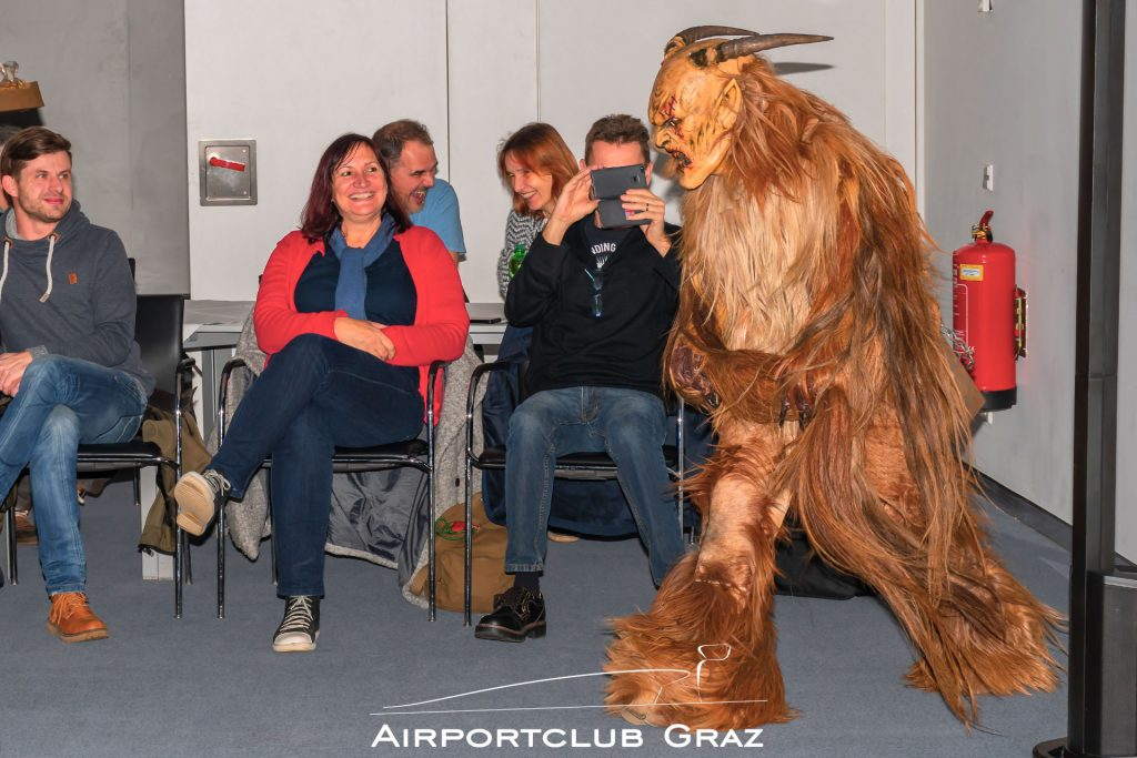 Airportclub Graz Clubabend Dezember 2018