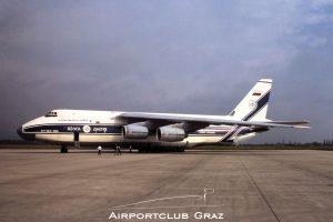 Volga Dnepr Airlines Antonov An-124-100 Ruslan RA-82047