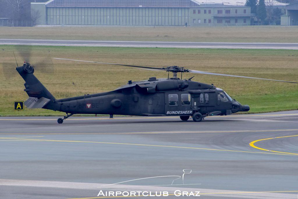 Bundesheer Sikorsky S-70A Blackhawk 6M-BE