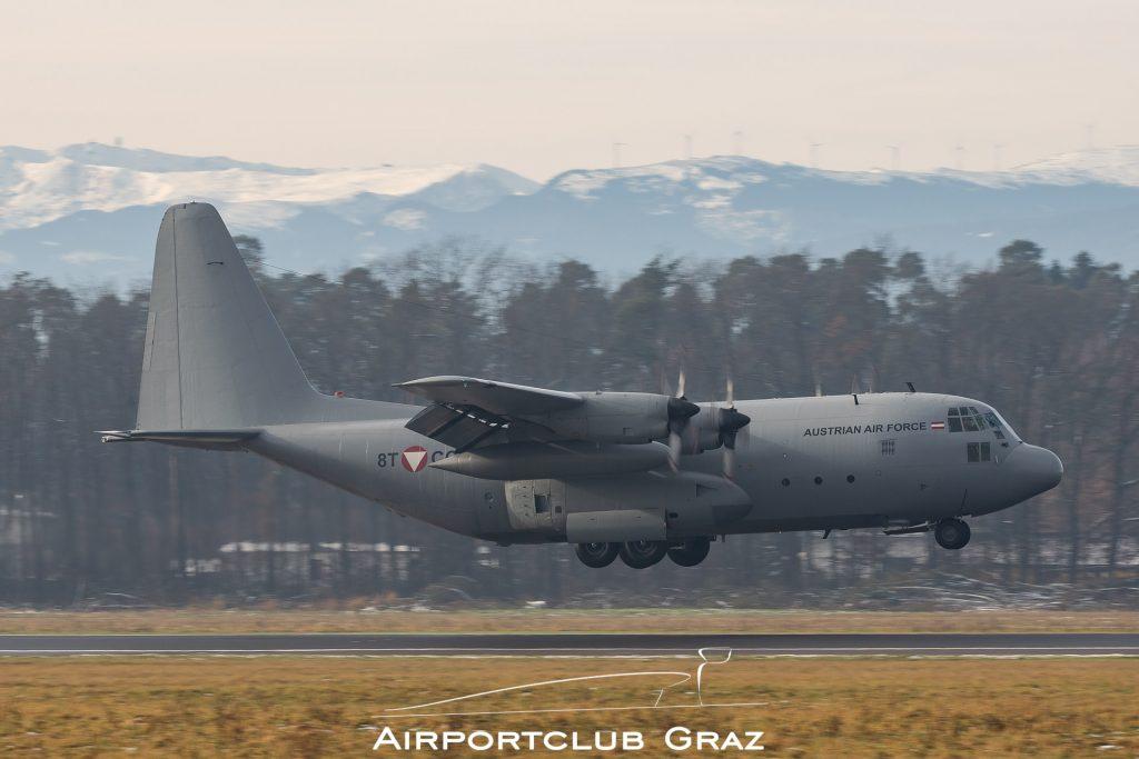 Bundesheer Lockheed C-130K Hercules 8T-CC
