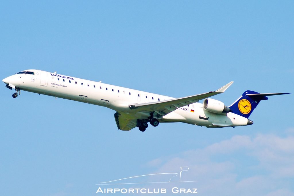 Lufthansa Cityline CRJ-900 D-ACKL