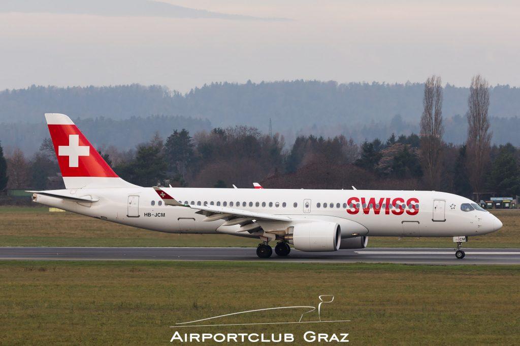 Swiss CS300 HB-JCM