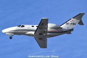 VIF Luftfahrtgesellschaft Cessna 510 Citation Mustang OE-FWH