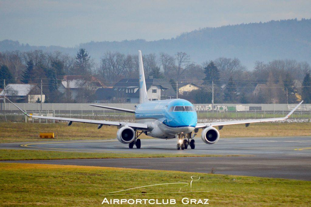 KLM Cityhopper Embraer 175 PH-EXO