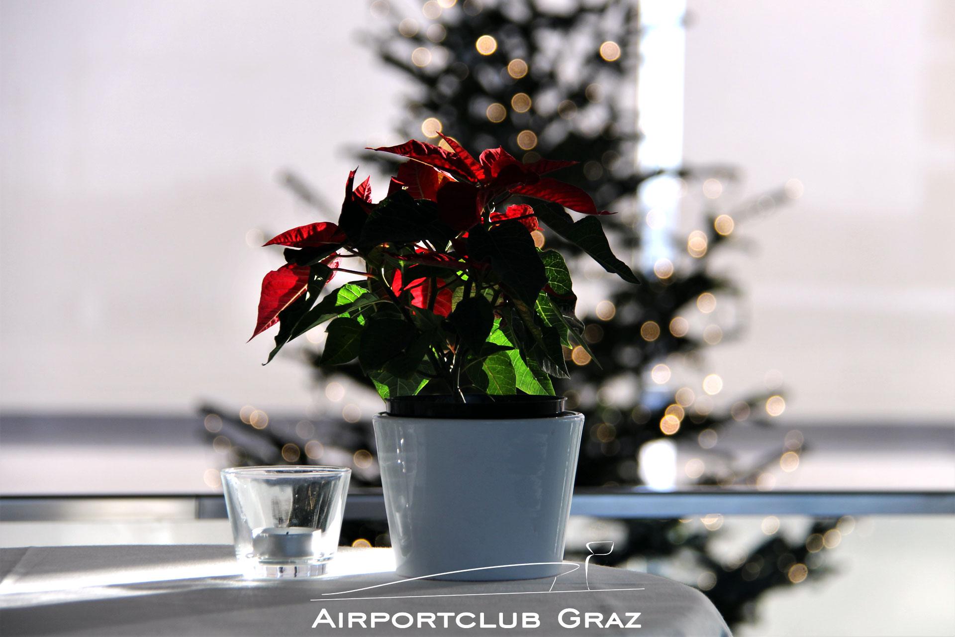 Flughafen Graz Weihnachten