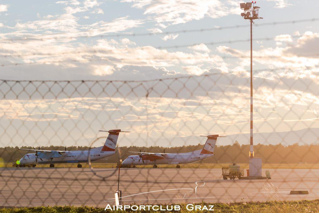 Fotoloch Flughafen Graz