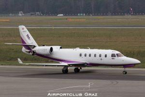 Tyro Air Ambulance Gulfstream G100 OE-GBD